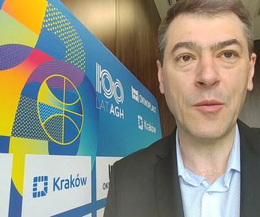 Marcin Kękuś: Zaczynamy z grubej rury. Chcemy, żeby dzieciaki osiągnęły jak najwięcej. Wideo