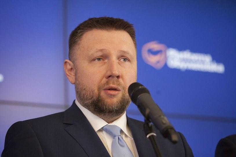 Marcin Kierwiński (PO) do polityków PiS: Chcecie mieć kontrolę nad stwierdzaniem legalności wyborów /Łukasz Zakrzewski /Reporter