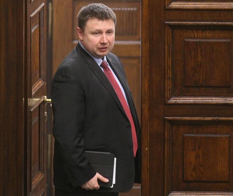 Marcin Kierwiński z Platformy Obywatelskiej /Michał Dyjuk /East News
