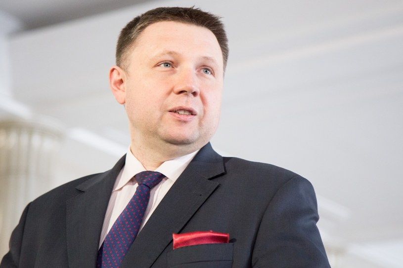 Marcin Kierwiński /Maciej Łuczniewski /Reporter