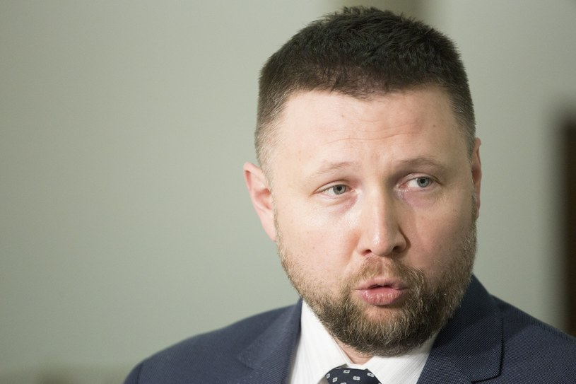 Marcin Kierwiński /Maciej Luczniewski/REPORTER /East News
