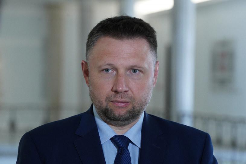 Marcin Kierwiński /Jacek Dominski/ /Reporter