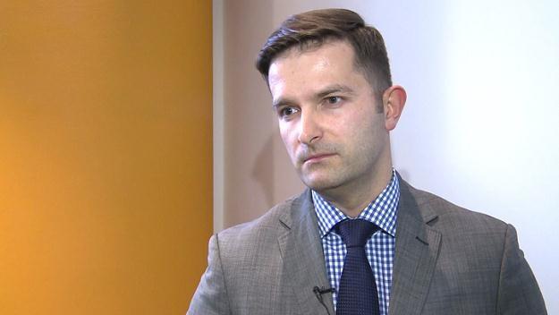 Marcin Klimczak, dyrektor w zespole Usług Forensic PwC /Newseria Biznes