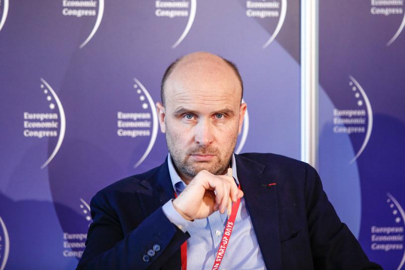 Marcin Korolec, dyrektor Instytutu Zielonej Gospodarki, były minister środowiska /Tomasz Kawka /East News