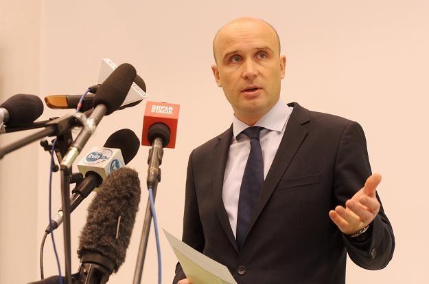 Marcin Korolec, minister środowiska /PAP