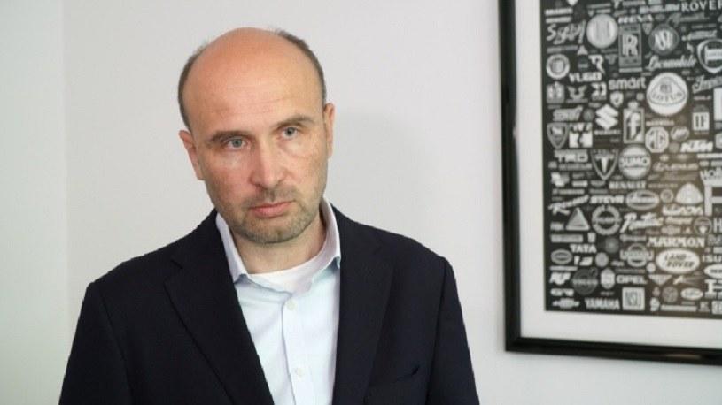 Marcin Korolec, prezes Fundacji Promocji Pojazdów Elektrycznych /Newseria Biznes
