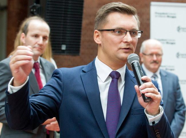 Marcin Krupa /PAP/Andrzej Grygiel    /PAP