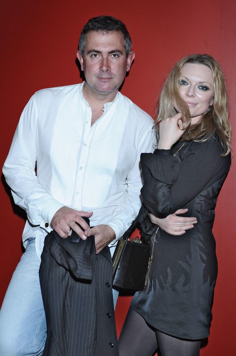 Marcin Kydryński i Anna Maria Jopek /- /MWMedia