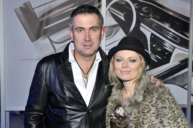 Marcin Kydryński i Anna Maria Jopek /Kurnikowski /AKPA