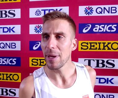 Marcin Lewandowski po wygranym półfinale MŚ. Wideo