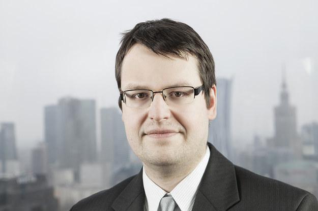 Marcin Lipka, główny analityk Cinkciarz.pl /&nbsp