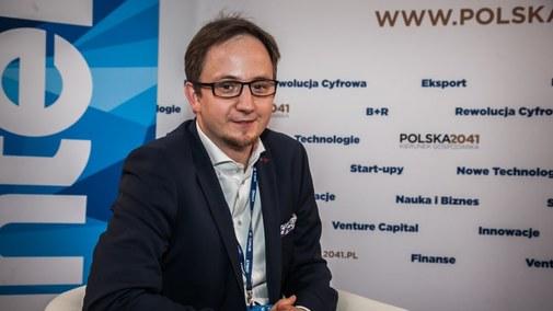 Marcin Malicki, wiceprezes Exatel