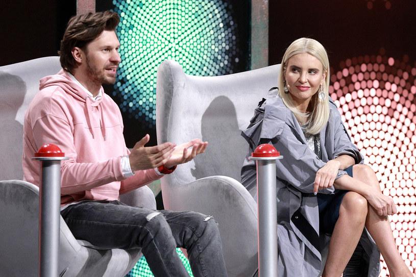 Marcin Mańka i Joanna Horodyńska /AKPA