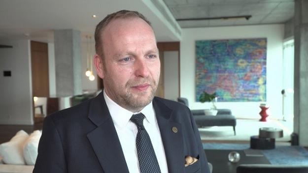 Marcin Marcok, ekspert rynku kamieni szlachetnych /Newseria Biznes