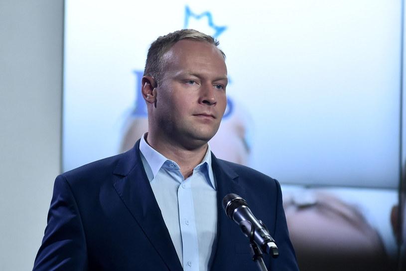 Marcin Mastalerek, 2015 rok /Mateusz Jagielski /East News