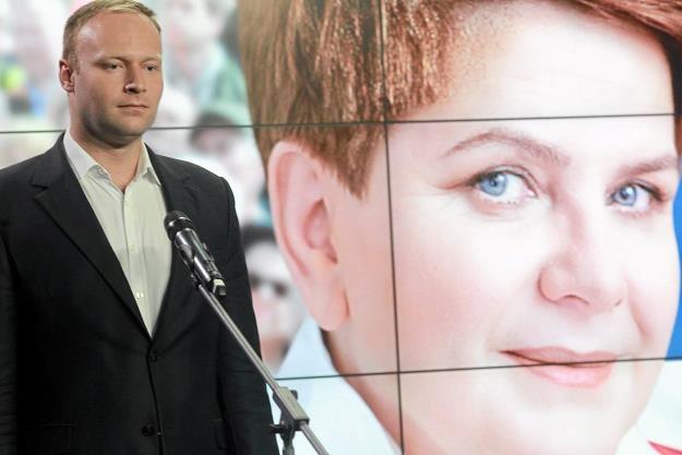 Marcin Mastalerek. Fot. Przemek Wierzchowski Agencja Gazeta /