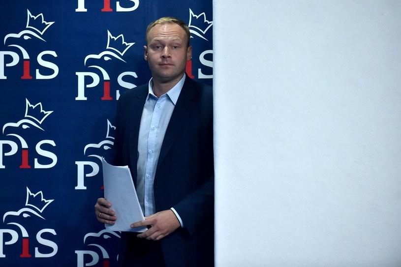 Marcin Mastalerek: Potrzebna jest interwencja Jarosława Kaczyńskiego /Mateusz Jagielski /East News