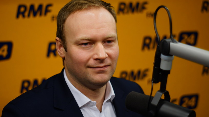 Marcin Mastalerek /Michał Dukaczewski /RMF FM