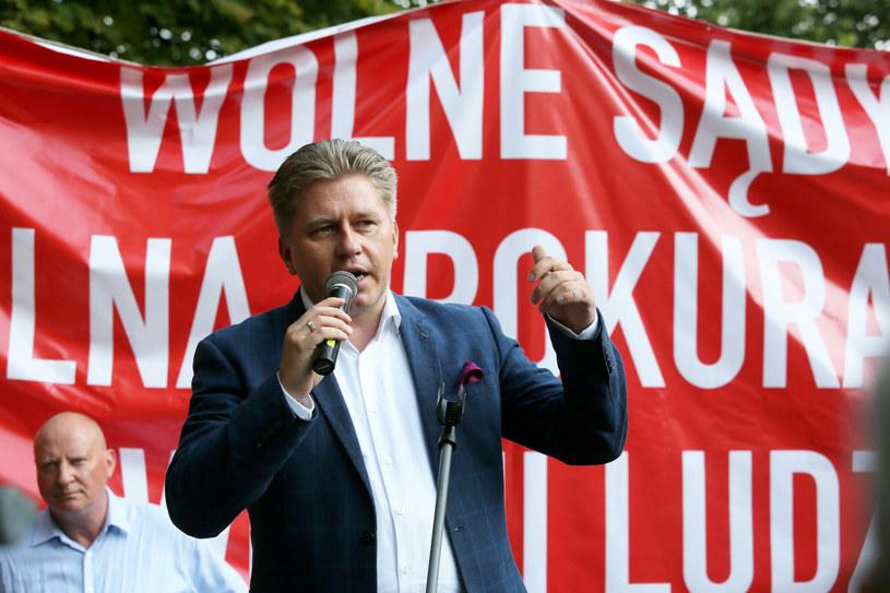 Marcin Matczak, ojciec Maty /East News