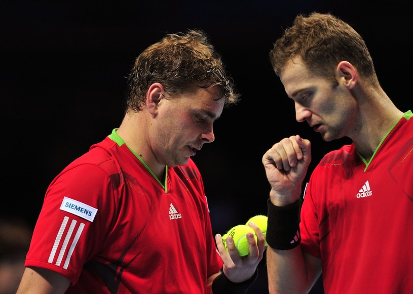 Marcin Matkowski i Mariusz Fyrstenberg /- /AFP