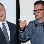 Marcin Meller o prezydencie: Popychadło!