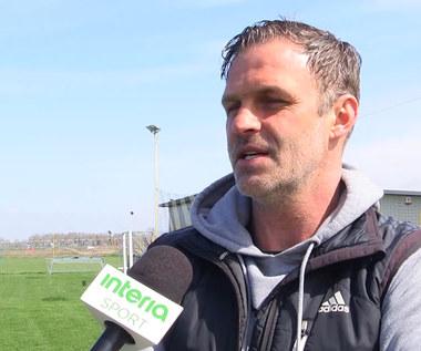 Marcin Mięciel dla Interii: Na Europę Legia musi mieć różne systemy gry. Wideo