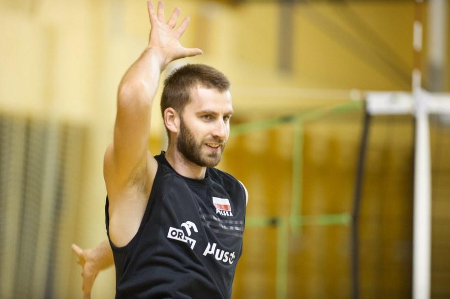 Marcin Możdżonek /Grzegorz Michałowski /PAP