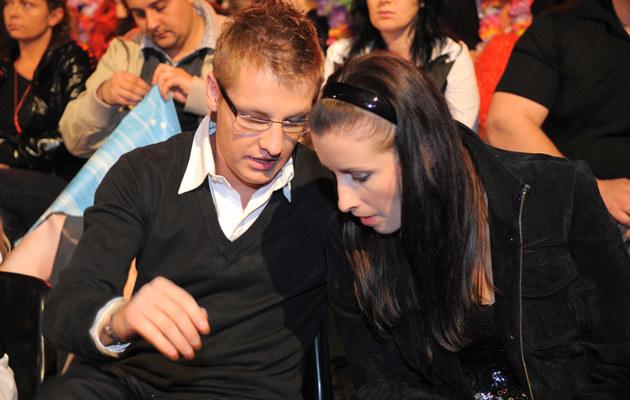 Marcin Mroczek i Ewa Wiertel, fot. Andrzej Szilagyi  /MWMedia