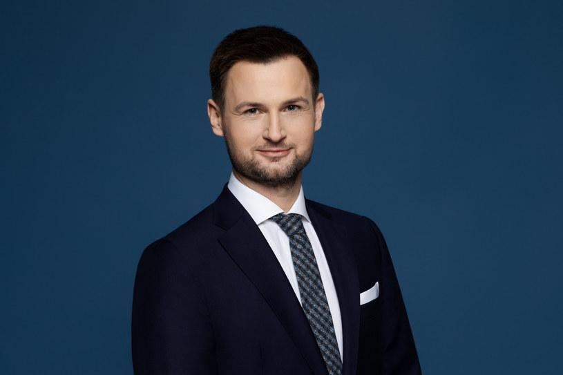 Marcin Nedwidek. prezes Uniqa (oczekujący na zgodę KNF), wcześniej członek zarządu Axa Ubezpieczenia odpowiedzialny za indywidualne ubezpieczenia majątkowe oraz młodszy partner w BCG. Fot. Weronika Łucjan-Grabowsk /