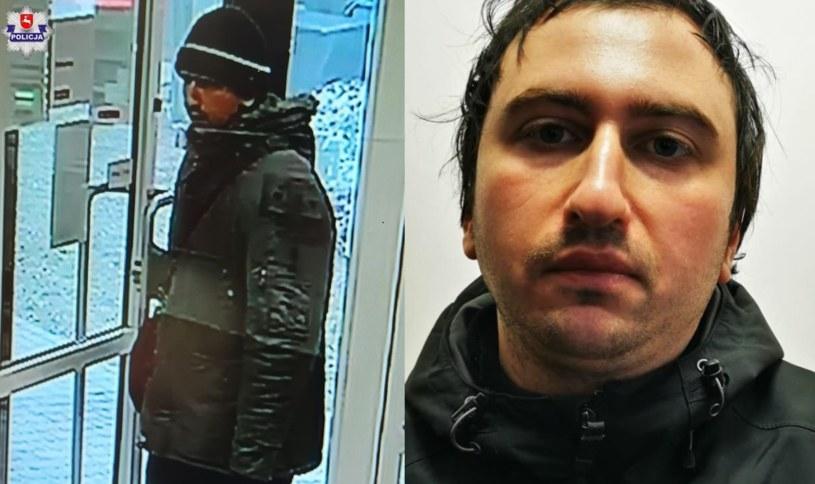 Marcin Obara (KWP Lublin) /Policja