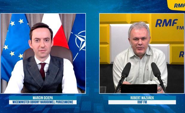 Marcin Ociepa: Trwają zawody, kto powie coś bardziej absurdalnego. Pierwszy jest Adam Bielan