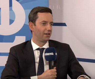 Marcin Ociepa, wiceminister przedsiębiorczości i technologii w rozmowie z Interią