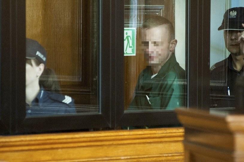 Marcin P. nie chce zeznawać przed komisją śledczą ds. Amber Gold /Wojciech Stróżyk /Reporter