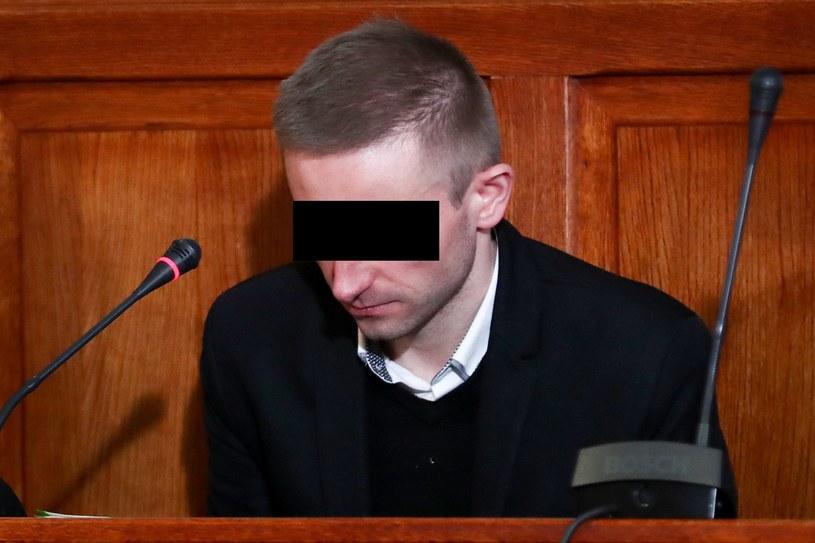 Marcin P. /Andrzej Iwańczuk /Reporter