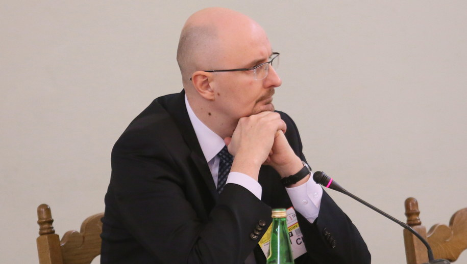 Marcin Pachucki /Leszek Szymański /PAP