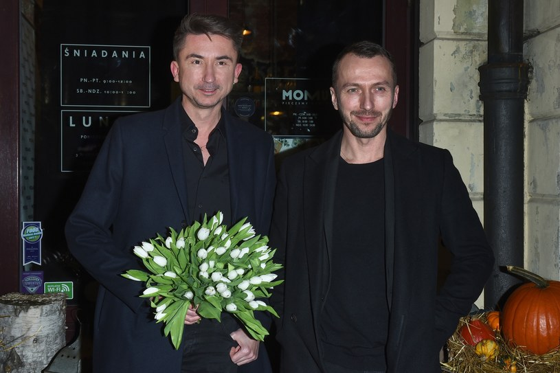 Marcin Paprocki i Mariusz Brzozowski /East News