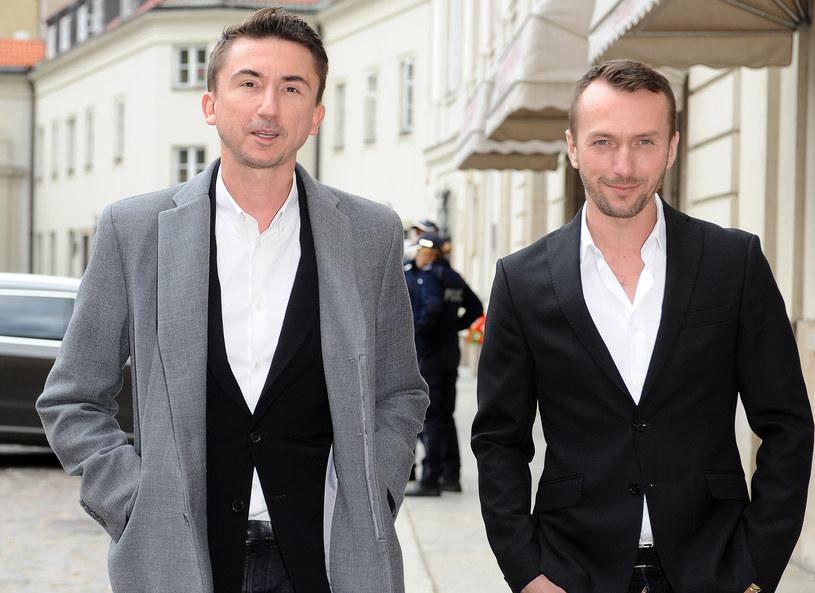Marcin Paprocki i Mateusz Brzozowski /MWMedia