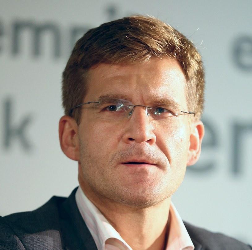 Marcin Piątkowski, profesor ekonomii Akademii Leona Koźmińskiego w Warszawie /Agencja SE/East News
