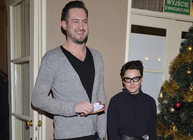 Marcin Prokop i Marisha Prazuh / fot. J. Antoniak /MWMedia