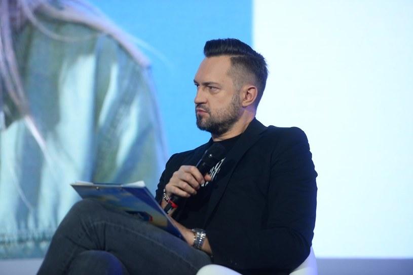 Marcin Prokop jest szczęśliwym mężem i ojcem /Jarosław Antoniak /MWMedia
