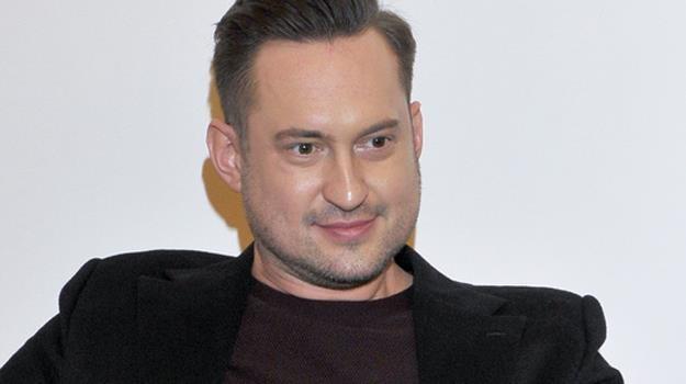 """Marcin Prokop wciąż nie może uwierzyć w """"przygodę"""", jaka mu się przytrafiła / fot. Mieszko Piętka /AKPA"""