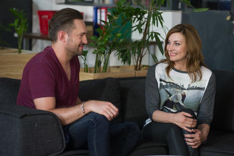 Marcin Prokop zgadza się na udział w kampanii Kingi. /x-news/ Radek Orzeł /TVN