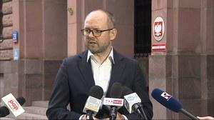 Marcin Przydacz: Przykro patrzeć, jak białoruskie służby traktują imigrantów. To kolejne ofiary tego reżimu