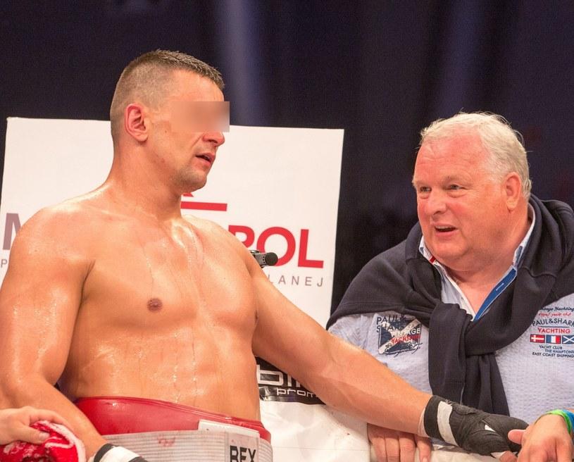 Marcin R. (z lewej) i Andrzej Grajewski /fot. Andrzej Iwanczuk /East News