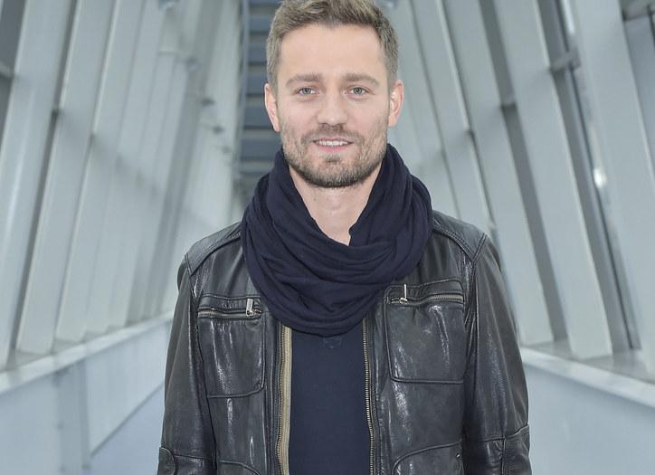 Marcin Rogacewicz przed metamorfozą /Niemiec /AKPA