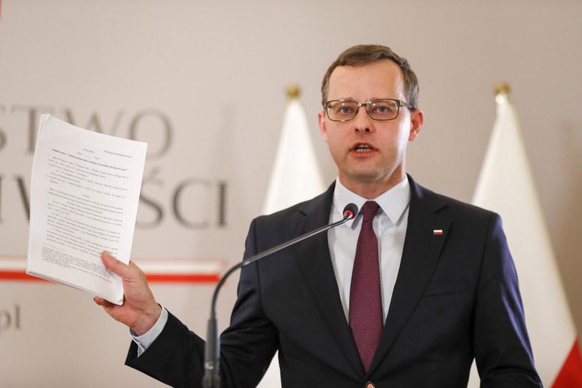 Marcin Romanowski /Aleksandra Szmigiel /Reporter