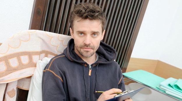 Marcin Sianko jeszcze jako student został gwiazdą krakowskich teatrów /Agencja W. Impact