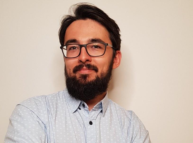 Marcin Sikorski, felietonista, współtwórca raportów dotyczących IoT, ekspert i popularyzator Internetu Rzeczy. /&nbsp