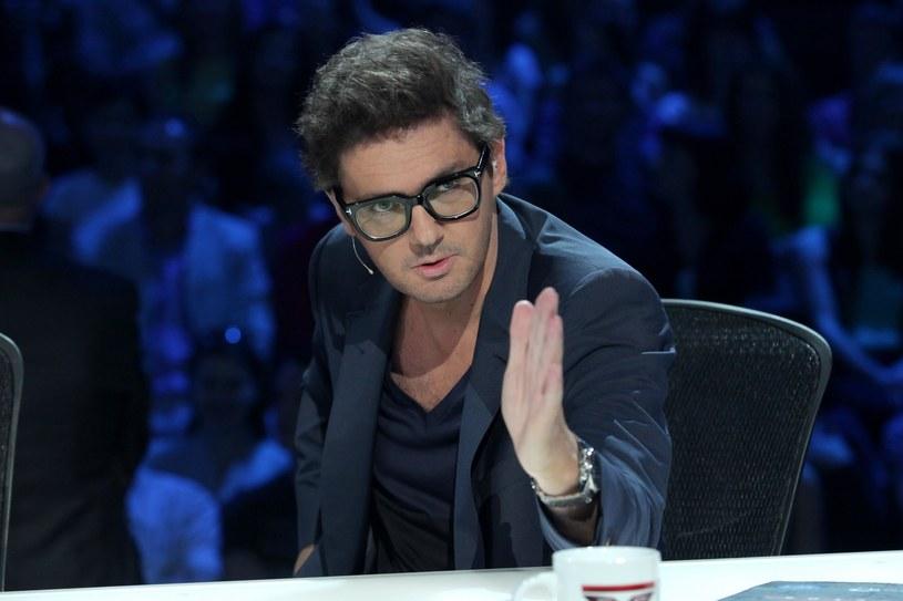 """Marcin Spenner w """"X Factorze"""" był podopiecznym Kuby Wojewódzkiego. Po siedmiu latach w końcu spełni jego oczekiwania? /VIPHOTO /East News"""