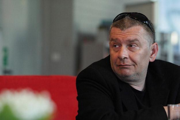 Marcin Świetlicki przypomni w Katowicach swój muzyczny debiut - fot. Marcin Rutkiewicz /Reporter